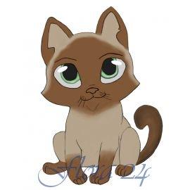 игрушка котик